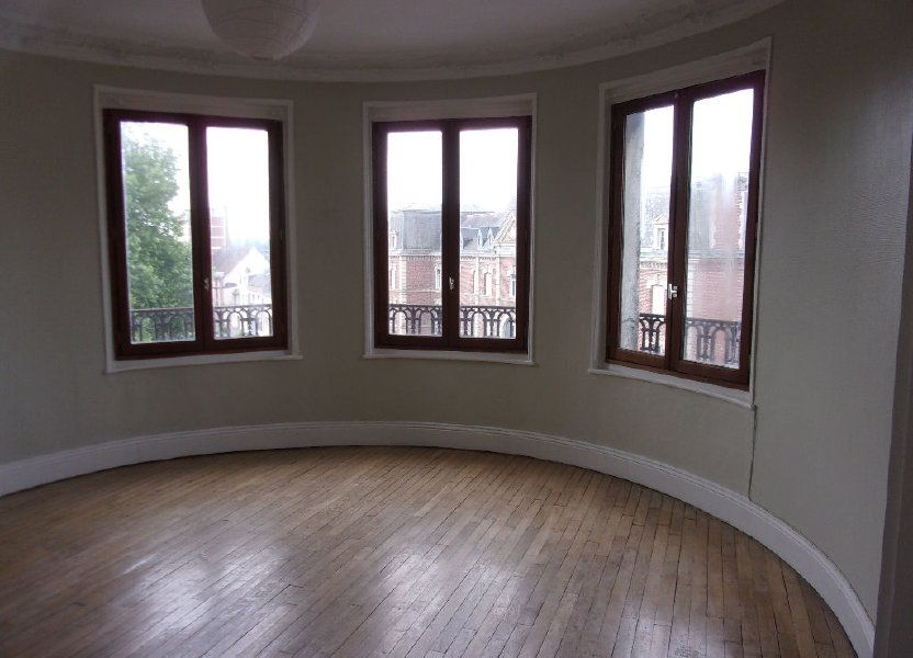 Appartement à louer 87.85m2 à Saint-Quentin
