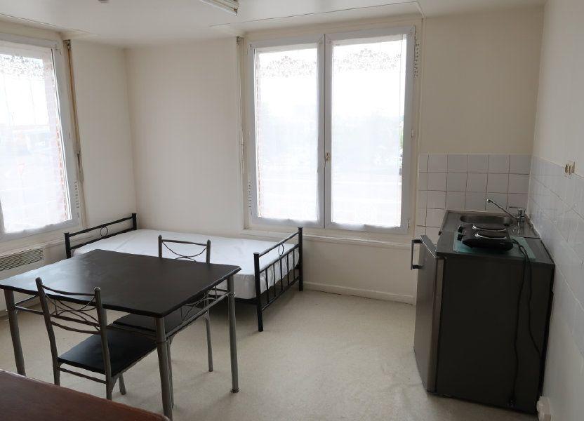 Appartement à louer 20.6m2 à Saint-Quentin