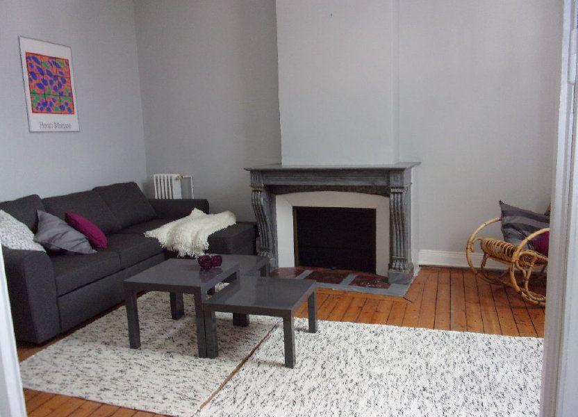 Appartement à louer 94.72m2 à Saint-Quentin