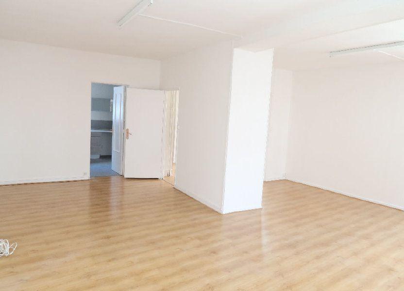 Appartement à louer 119.2m2 à Saint-Quentin