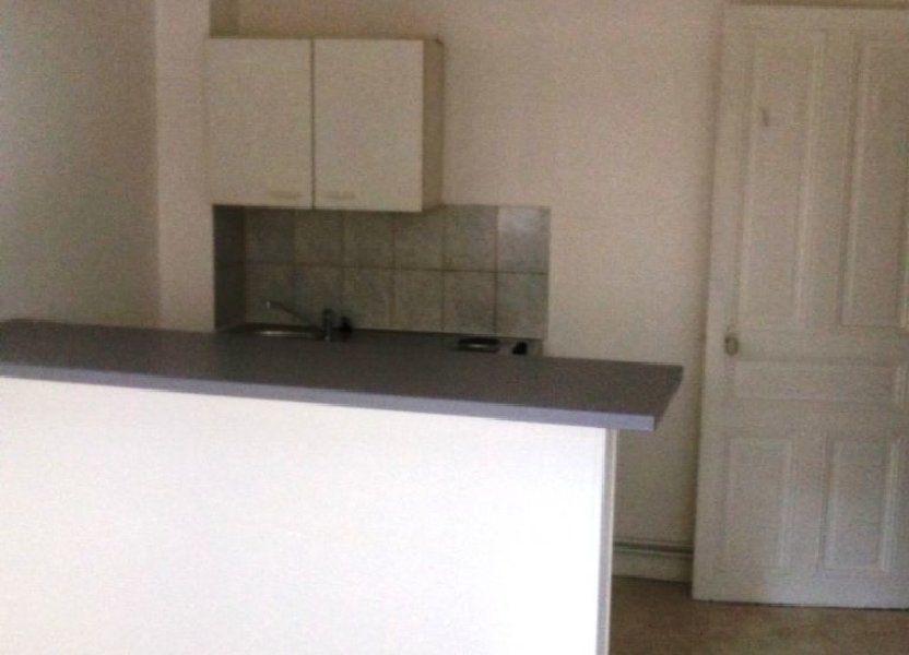 Appartement à louer 35m2 à Saint-Quentin