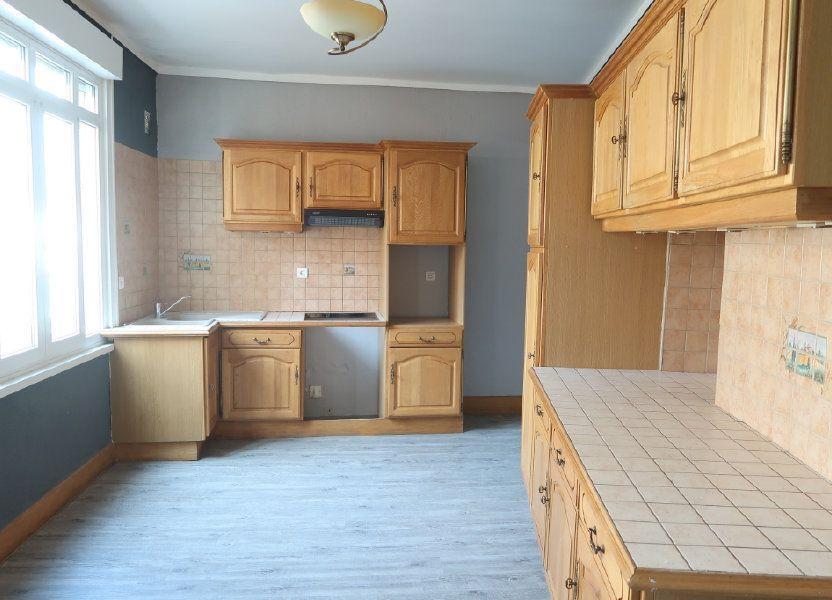 Appartement à louer 120.82m2 à Saint-Quentin