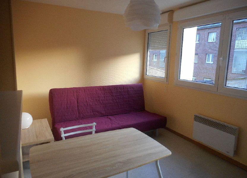 Appartement à louer 21.28m2 à Amiens