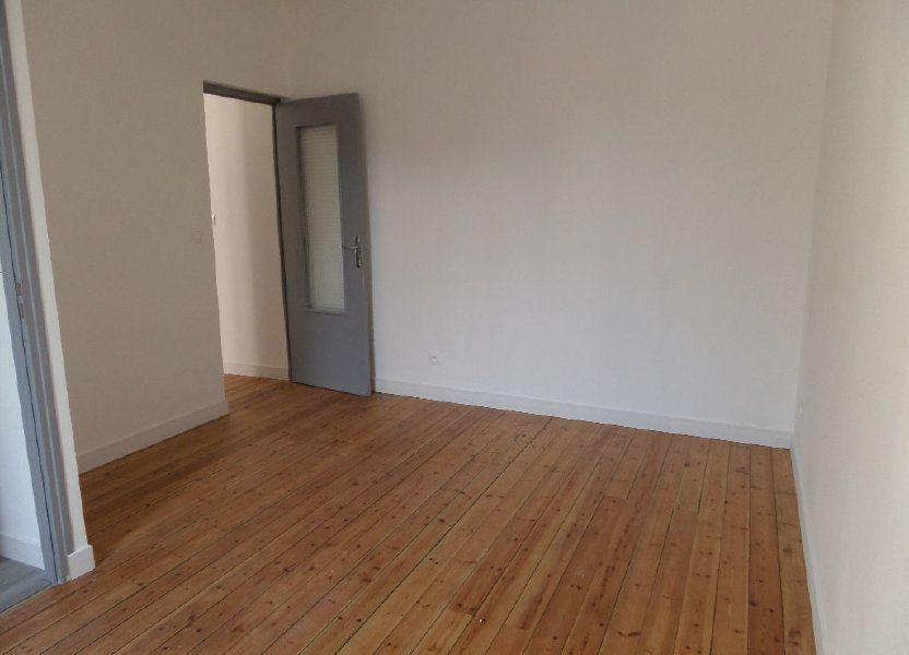 Appartement à louer 40m2 à Saint-Quentin