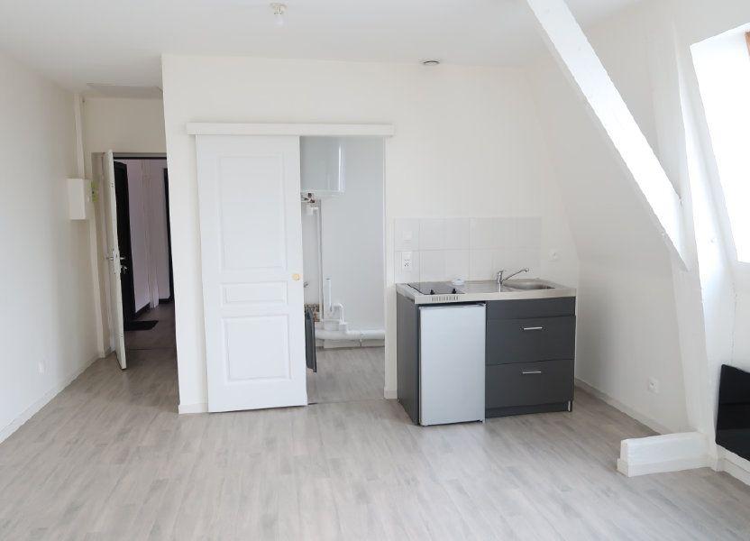 Appartement à louer 33.94m2 à Saint-Quentin