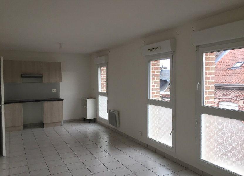 Appartement à louer 47m2 à Amiens