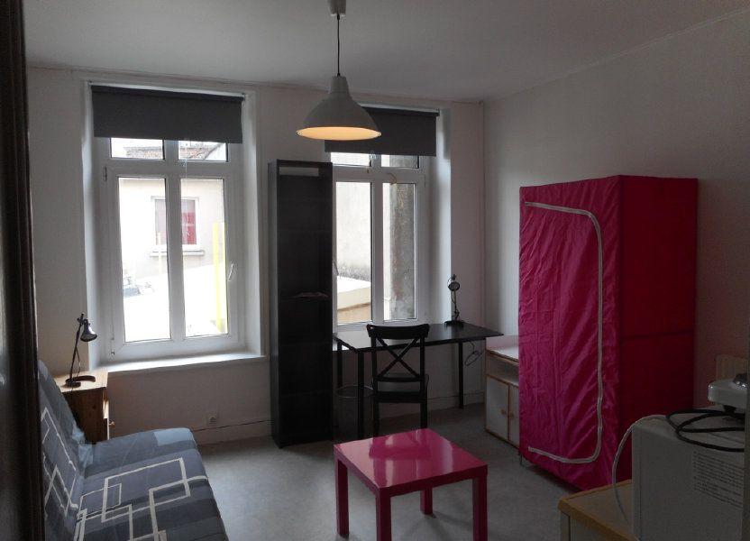Appartement à louer 12.76m2 à Amiens