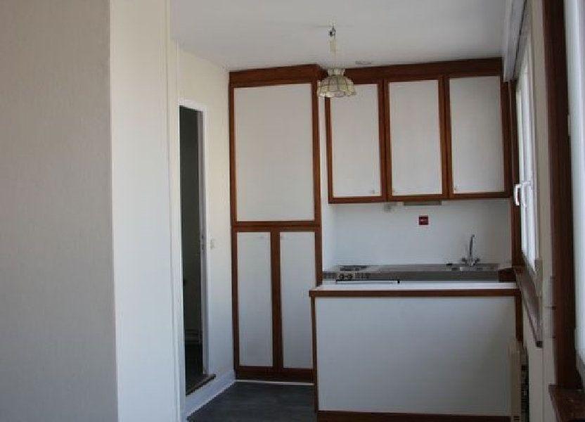 Appartement à louer 27m2 à Amiens