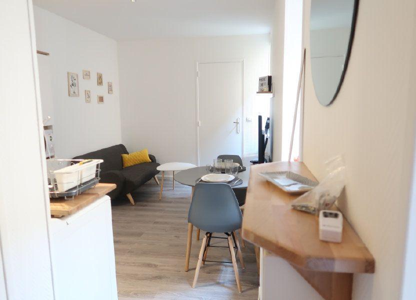 Appartement à louer 23m2 à Saint-Quentin