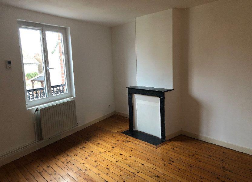 Appartement à louer 56.74m2 à Jussy