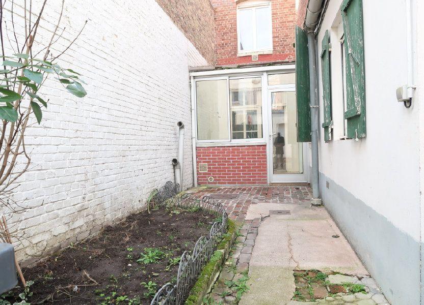 Maison à vendre 64m2 à Saint-Quentin
