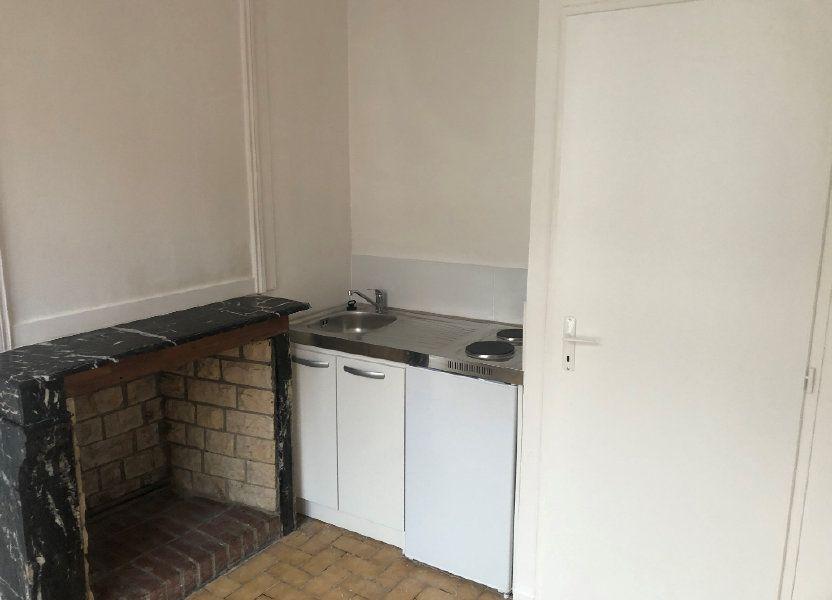 Appartement à louer 11m2 à Amiens