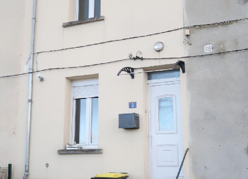 Maison à vendre 69m2 à Tergnier