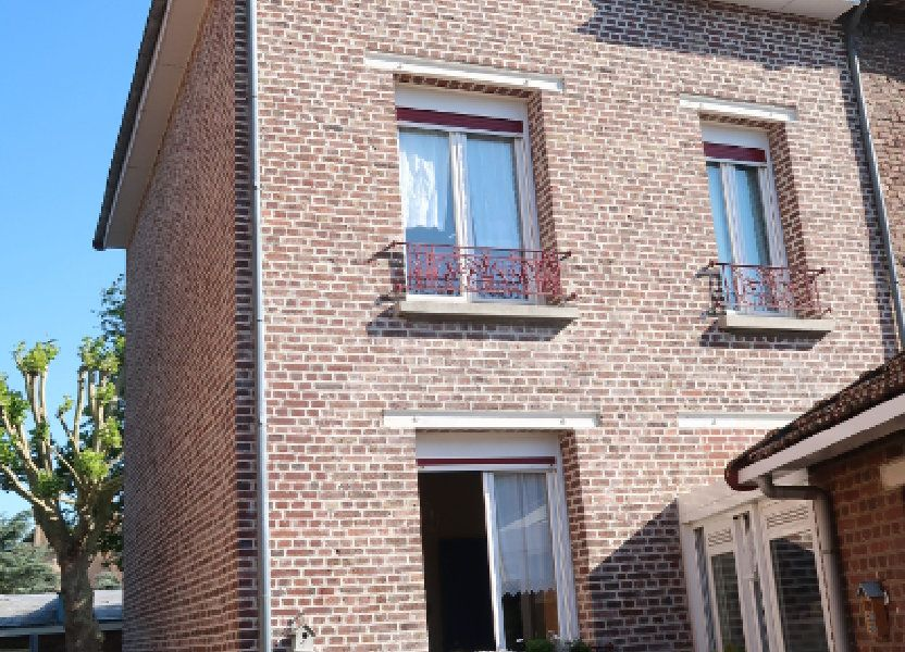 Maison à vendre 107m2 à Tergnier