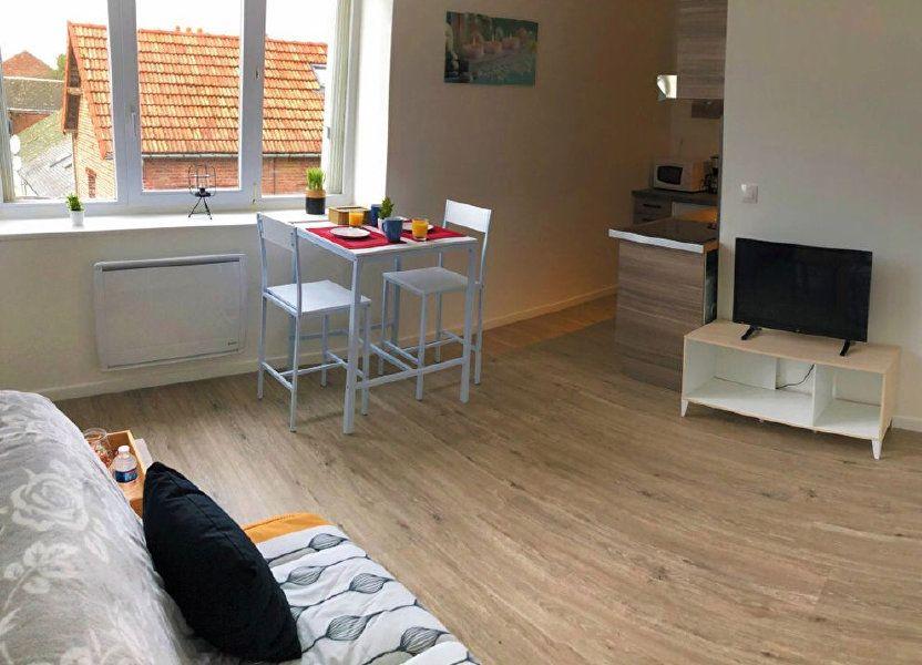 Appartement à louer 30.8m2 à Saint-Quentin