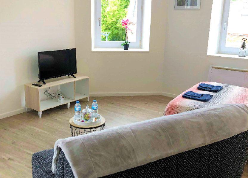 Appartement à louer 28.3m2 à Saint-Quentin