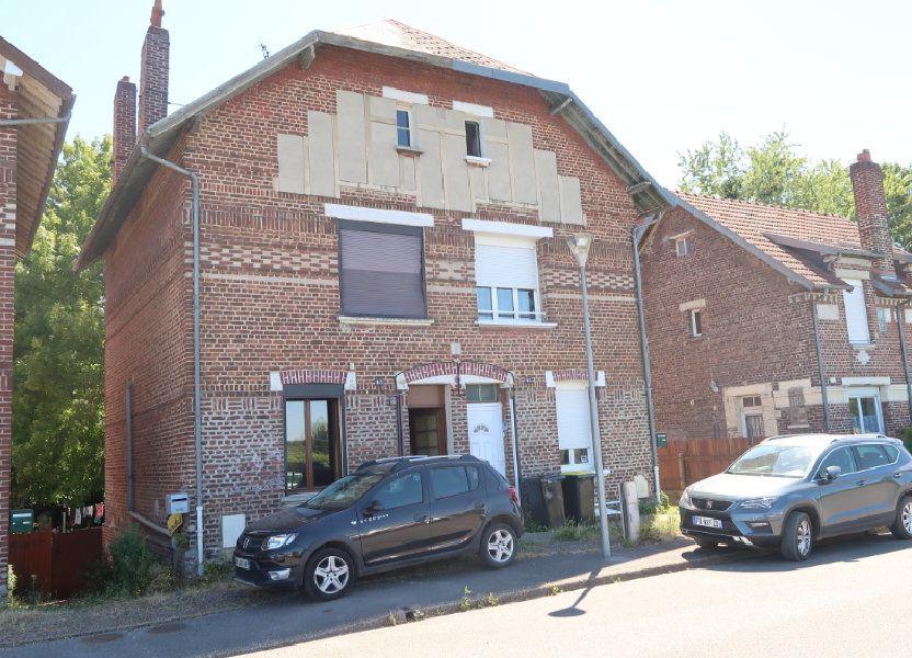 Maison à vendre 95m2 à Tergnier