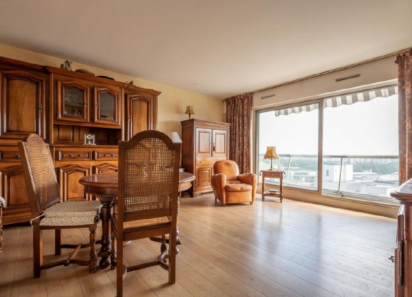 Appartement à vendre 70m2 à Saint-Maurice