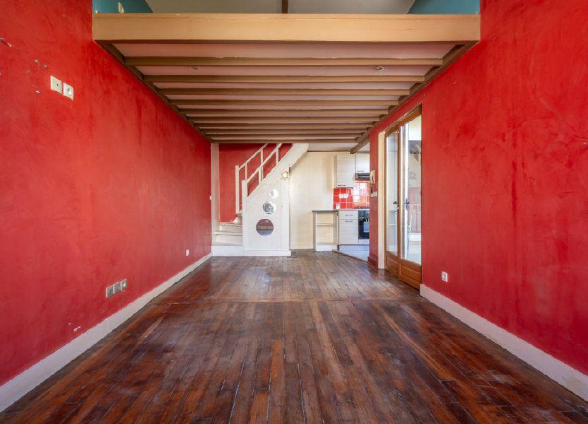 Maison à vendre 29m2 à Champigny-sur-Marne