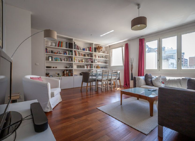 Appartement à vendre 75m2 à Paris 11
