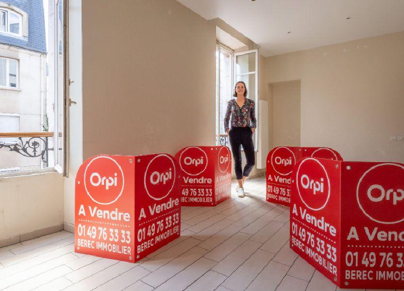Appartement à vendre 54m2 à Saint-Maurice