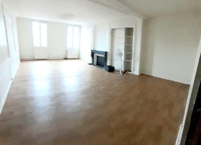 Appartement à louer 102m2 à Limoges