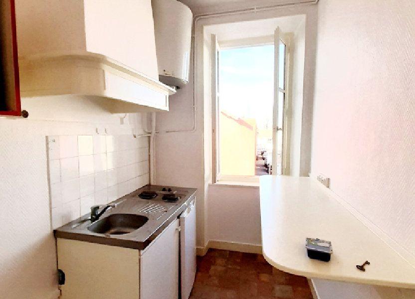 Appartement à louer 28.49m2 à Limoges