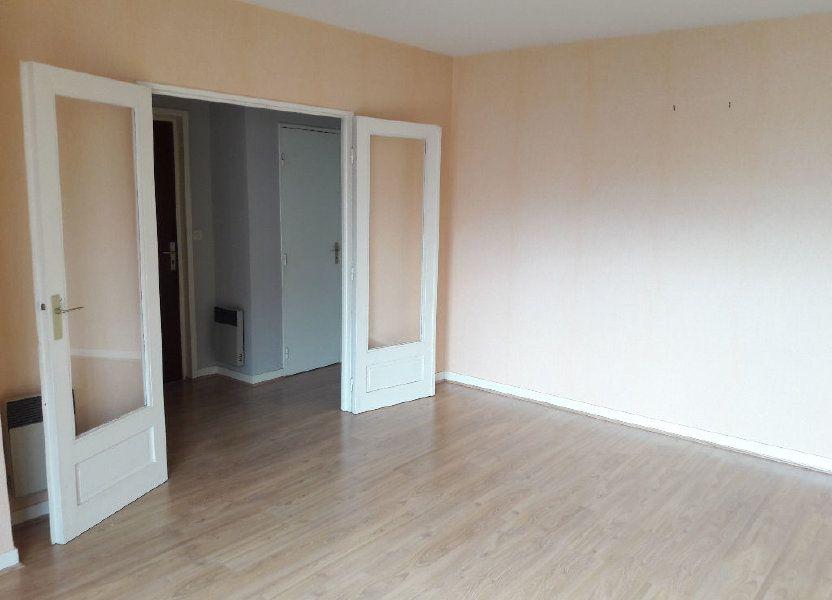 Appartement à louer 46.23m2 à Limoges