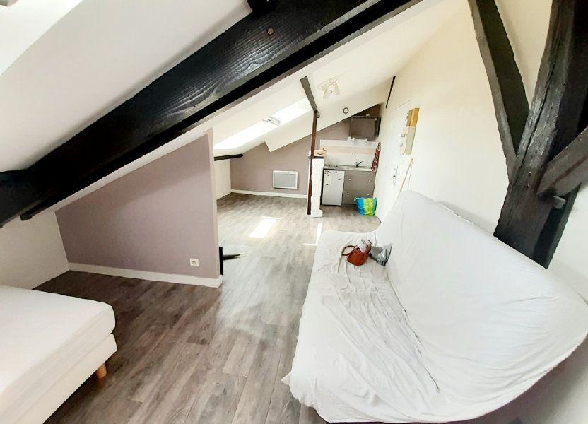Appartement à louer 16.88m2 à Limoges