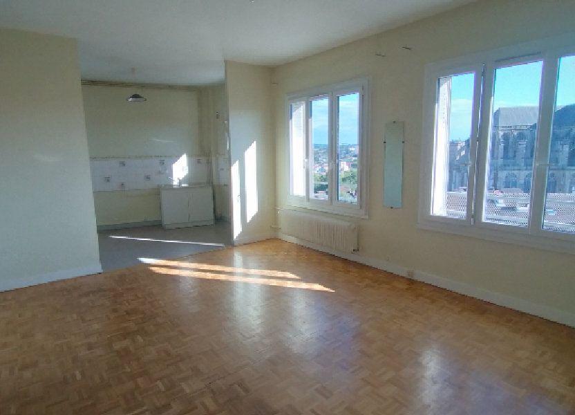 Appartement à louer 78m2 à Limoges