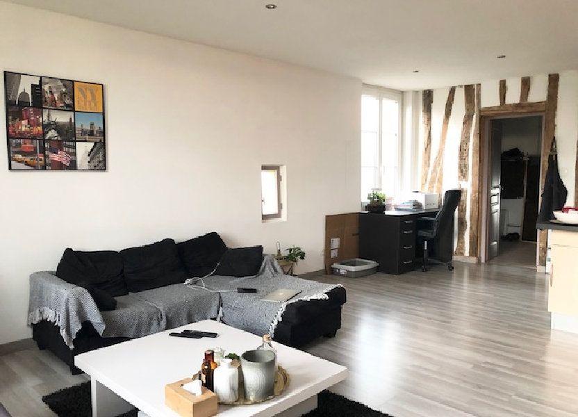 Appartement à louer 80m2 à Limoges