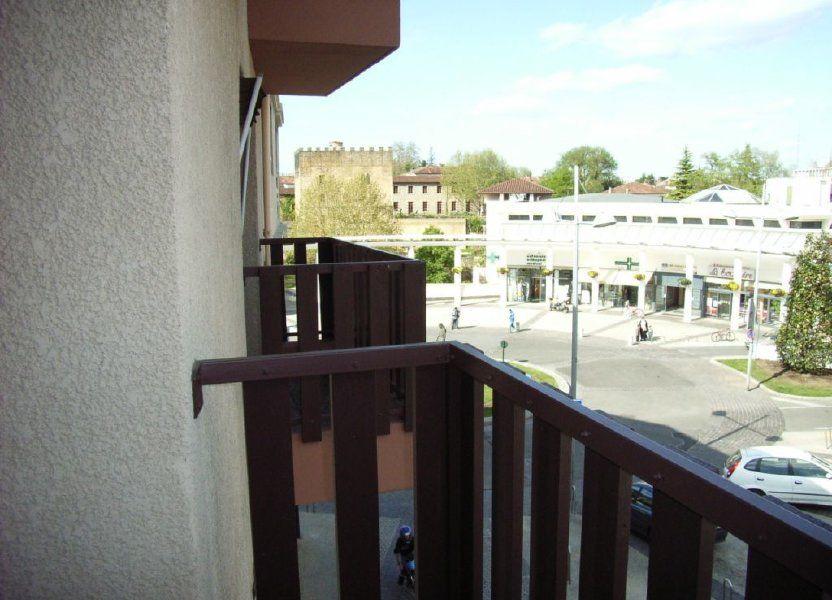 Appartement à louer 27m2 à Mont-de-Marsan