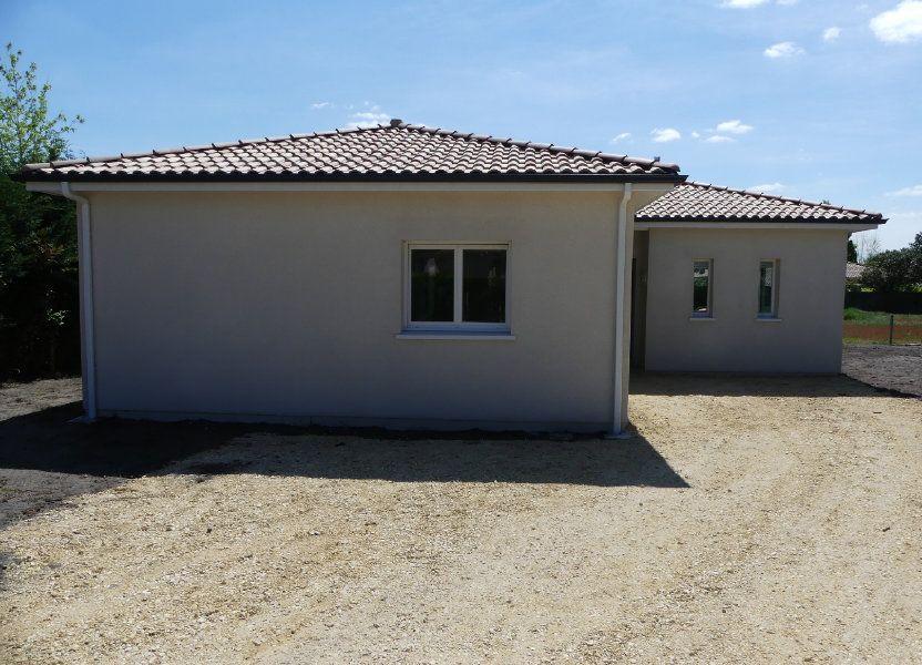 Maison à louer 90.31m2 à Mont-de-Marsan