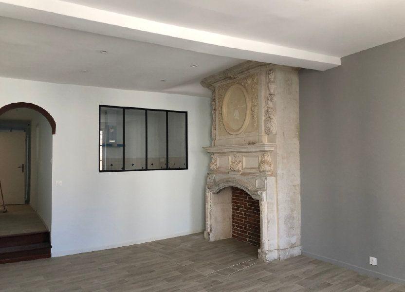 Appartement à louer 78m2 à Saint-Sever