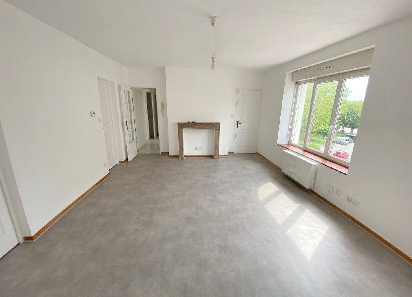 Appartement à louer 71m2 à Boulogne-sur-Mer