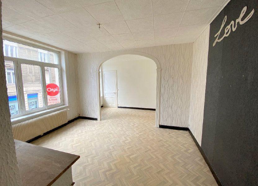 Appartement à louer 63m2 à Boulogne-sur-Mer