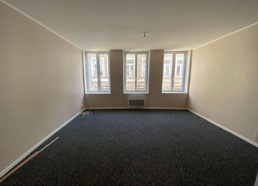 Appartement à louer 73m2 à Boulogne-sur-Mer