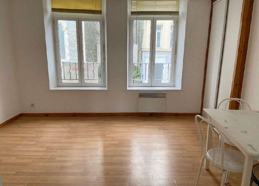Appartement à louer 28m2 à Boulogne-sur-Mer