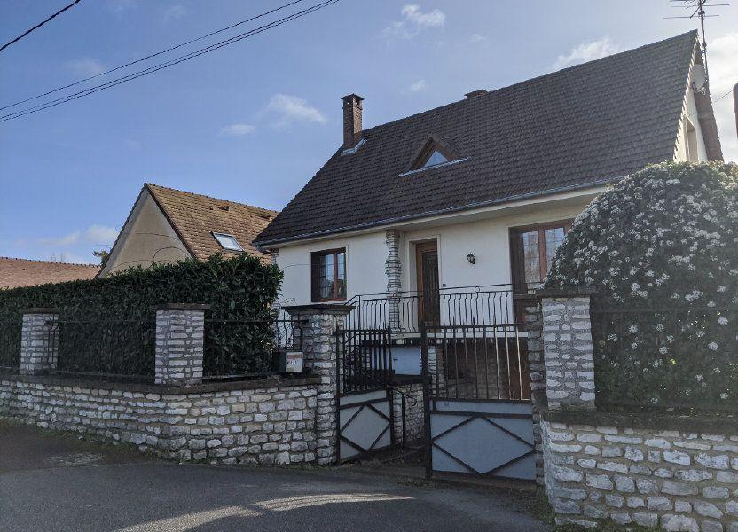 Maison à vendre 108m2 à Pacy-sur-Eure