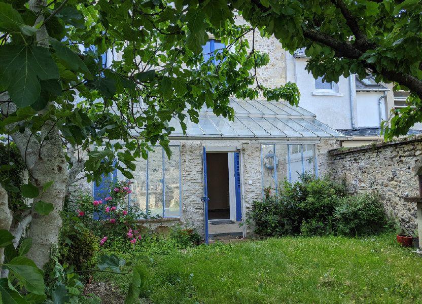 Maison à vendre 124m2 à Saint-Aquilin-de-Pacy