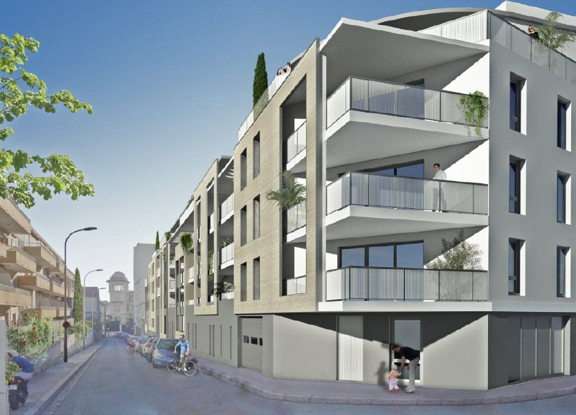 Appartement à vendre 41.45m2 à Béziers