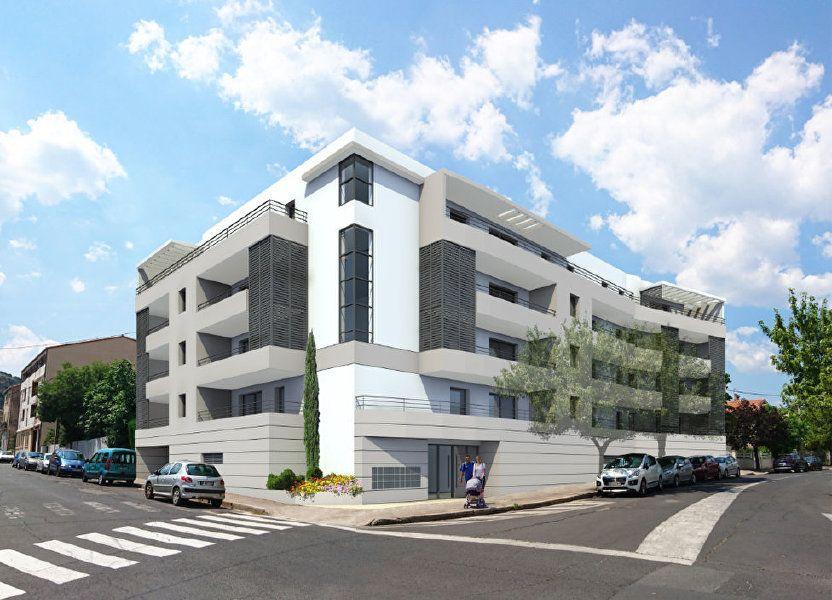 Appartement à vendre 60.53m2 à Clermont-l'Hérault