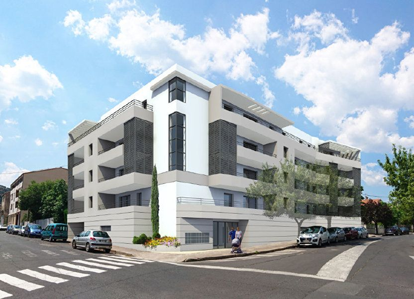 Appartement à vendre 60.11m2 à Clermont-l'Hérault
