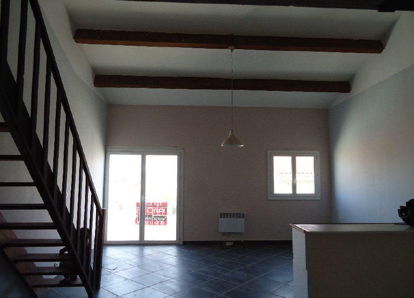 Appartement à louer 54.42m2 à Miramas