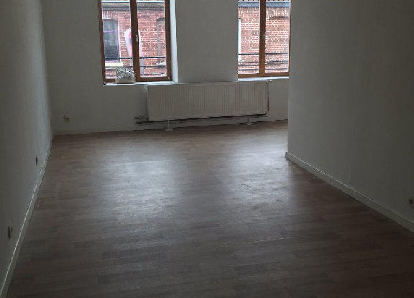 Appartement à louer 42.53m2 à Lille