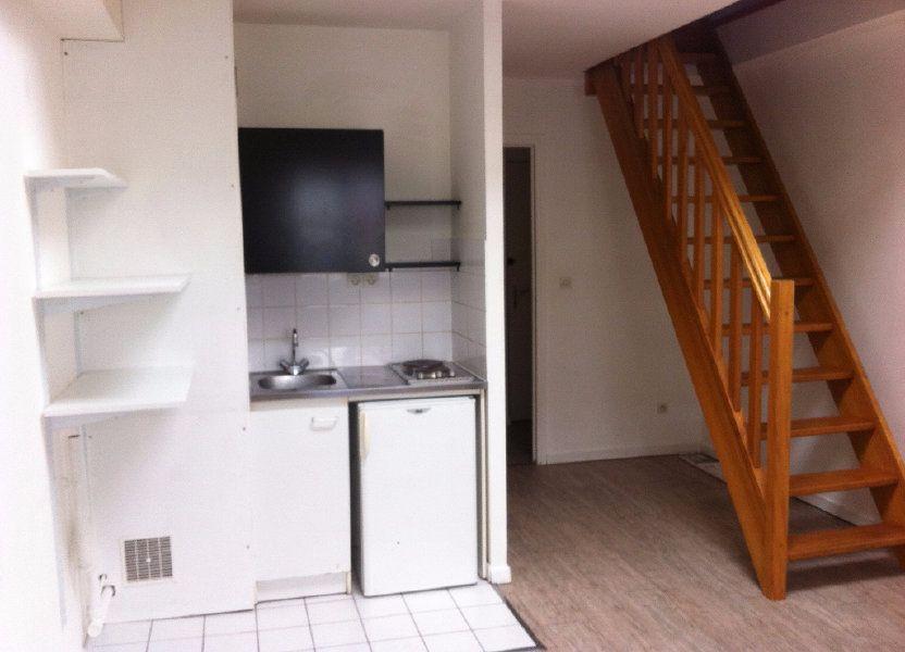 Appartement à louer 28.97m2 à Lille