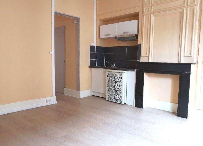 Appartement à louer 30m2 à Lille