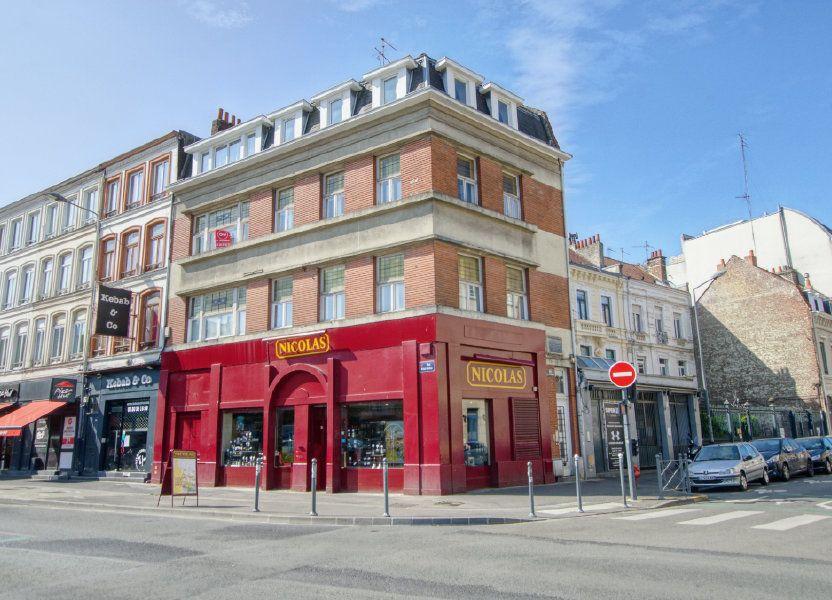 Appartement à vendre 37.18m2 à Lille