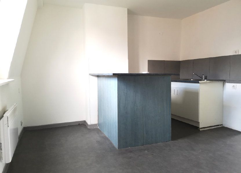 Appartement à louer 39.89m2 à Lille