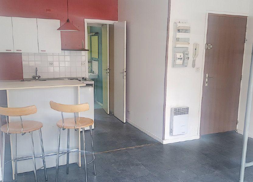 Appartement à louer 22.63m2 à Lille
